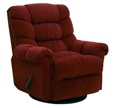 catnapper chaise recliner catnapper sensation chaise swivel glider recliner 4528 5