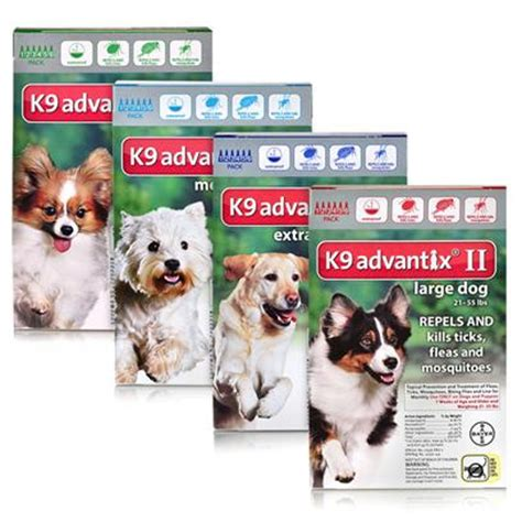 k9 advantix puppy k9 advantix ii for dogs flea tick meds petcarerx