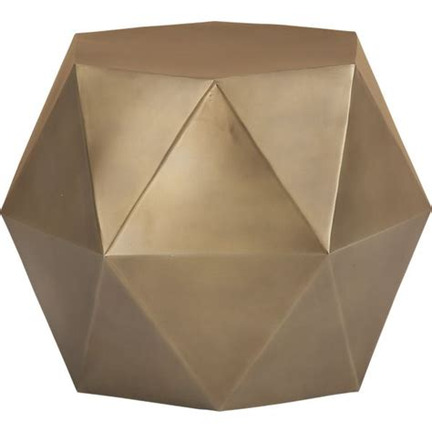 Geometric Side Table 5 Interesting And Geometric Side Tables