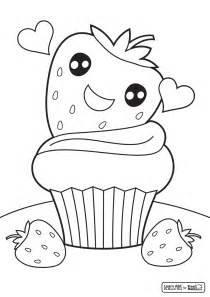 Food Color Page Gallery 3996 Cute Cake Coloring Pages Tone sketch template