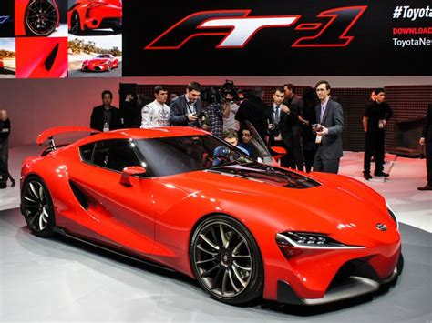 Toyota Of Fort Toyota Ft 1 Marks A Return To Cool Roadshow