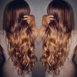 ombre hair color for hair at 50 light auburn ombre indian remy clip in hair extensions