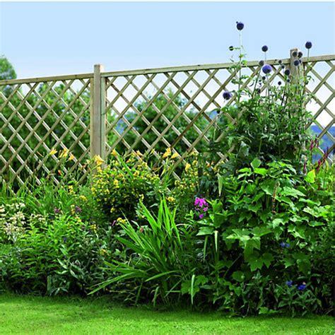 Trellis Fence Screening Garden Lattice 17 Best Images About Fences On