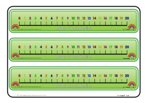 printable number line to 20 printable number line 0 20 new calendar template site