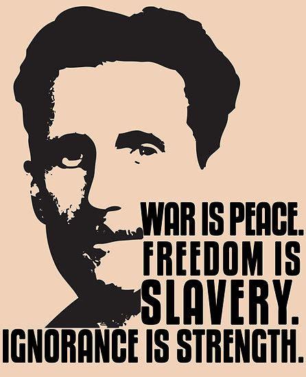 george orwell illuminati orwell quotes saboteur365