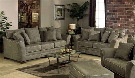 comfortable rustic living room with warm situation traba