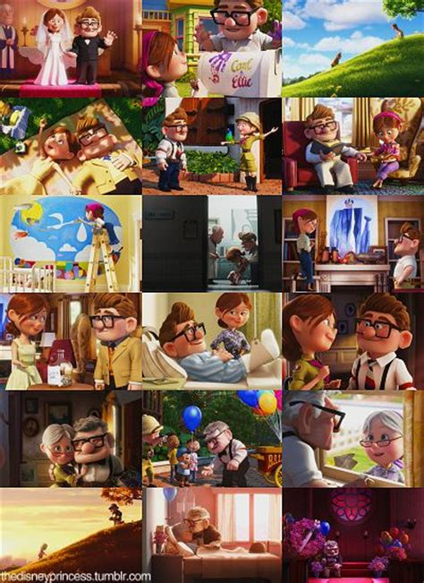 up film beginning the story of carl ellie