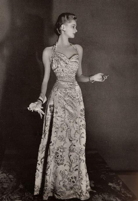 harper s bazaar 1939 evening gowns 1930 s fashion in