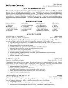 Resume Sles For Paralegal Assistants Sales And Catering Assistant Resume