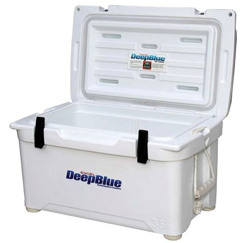 igloo polar 120 qt retractable handles cooler 00044577
