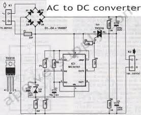 diagram for ac to dc power supply schematic get free image about wiring diagram