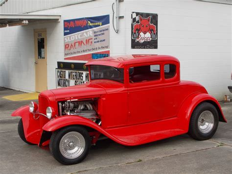Custom Made Ken's 1931 Ford 5 Window Coupe by Bayou Boogie