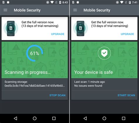 android protection android security apps provide better protection than play protect av test