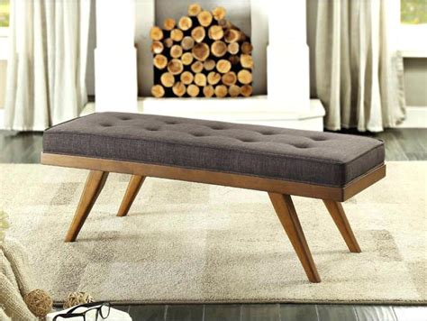 contemporary upholstered bench contemporary upholstered bench design benches