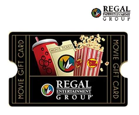 Regal Movie And Dinner Gift Cards - 25 regal cinemas gift card on sale only 20
