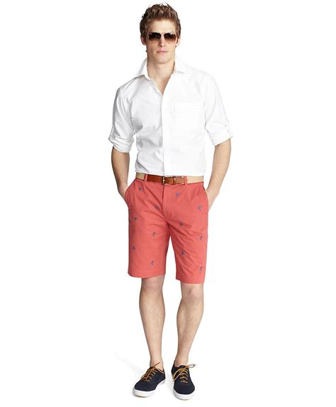 salmon colored shorts salmon shorts mens hardon clothes