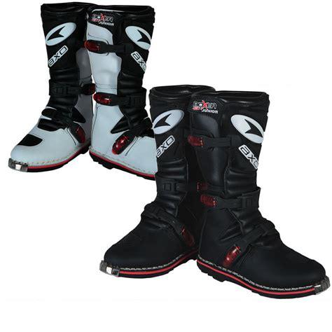 axo motocross boots axo boxer junior motocross boots axo ghostbikes com