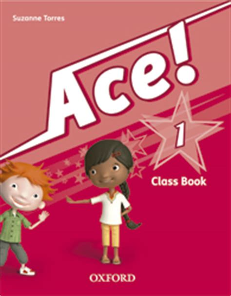 ace 4 class book primary