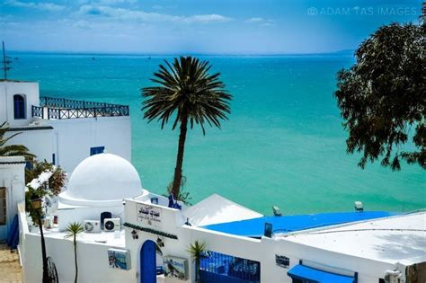 Sidi Bou Said, A Tunisian Version Of Santorini. Pictures