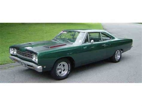1968 plymouth roadrunner for sale 1968 plymouth road runner for sale on classiccars