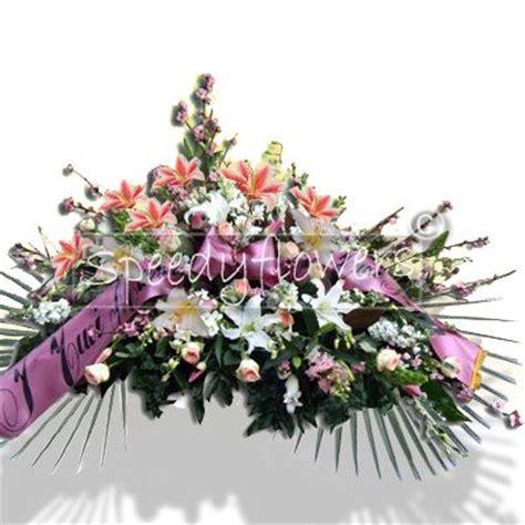 inviare fiori inviare cuscino funebre da spedire in italia