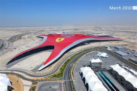ferrari world world visits ferrari theme park major tourists attraction