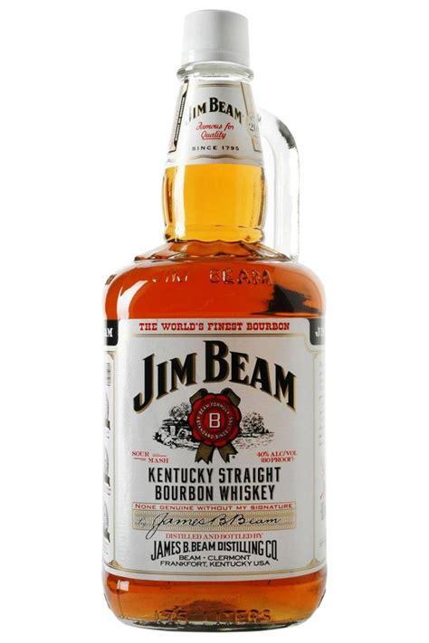 Botol Jim Beam jim beam bourbon whiskey haskell s