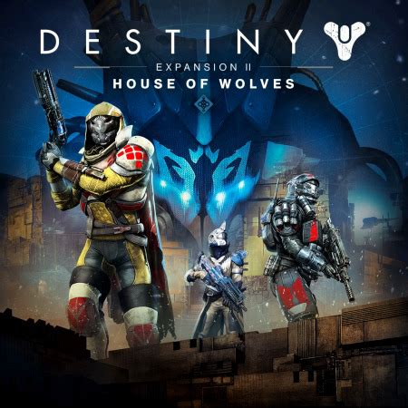 house of wolves expansion destiny expansion ii house of wolves game ps4 playstation