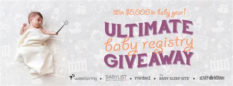 Ultimate Baby Registry Giveaway - 2016 ultimate baby registry giveaway weespring