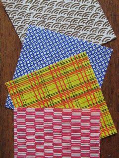 Origami Wardrobe - listopad