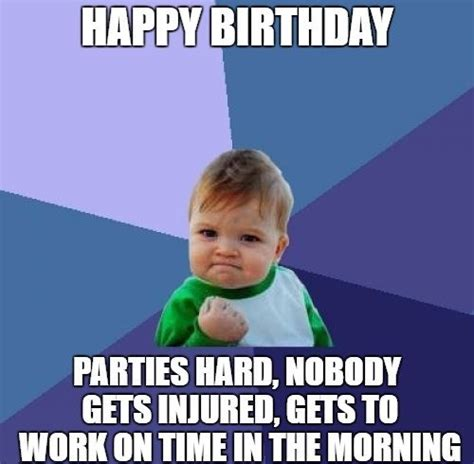 Birthday Wishes Meme - funny birthday meme images funny birthday wishes