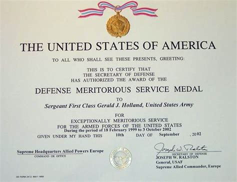 meritorious service medal citation template meritorious service medal citation template 28 images