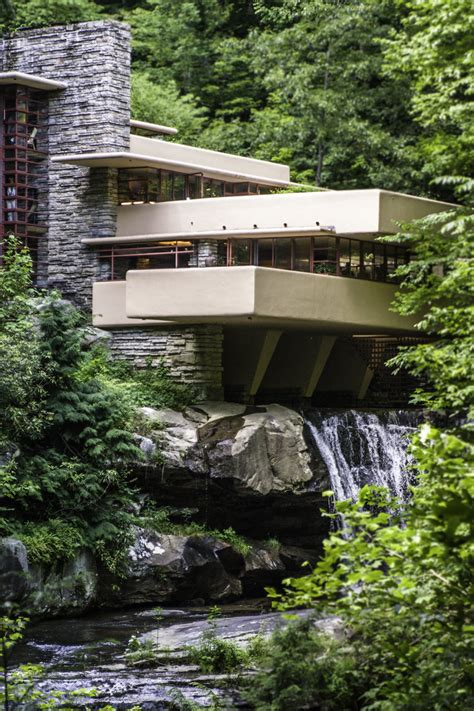 falling water house falling water kaufman house by rubrduk on deviantart