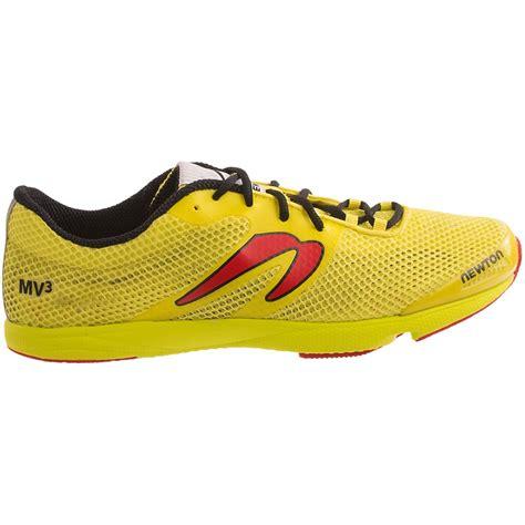 newton running shoes mens newton mv3 speed racer lightweight running shoes for