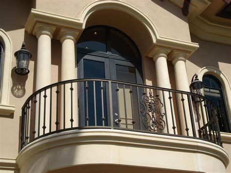 balcony design wrought iron balconies with architectural appeal idesignarch interior design architecture