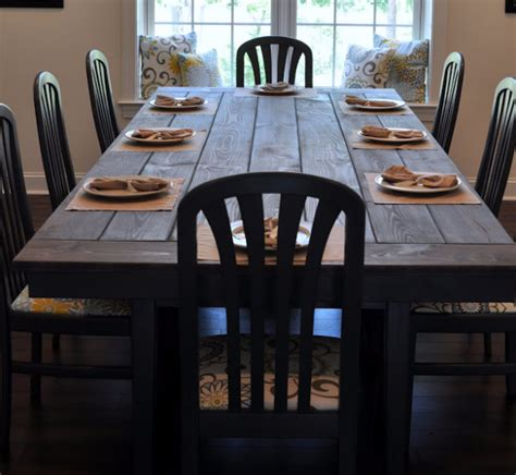 Hack Dining Room Table by 38 Diy Dining Room Tables Page 3 Of 4 Diy
