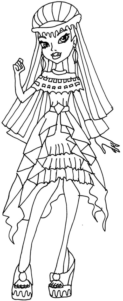 monster high coloring pages 13 wishes wisp monster high 13 wishes coloring pages wisp www pixshark