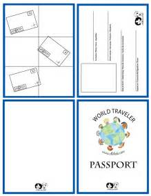 passport template for passport template passport for passport www