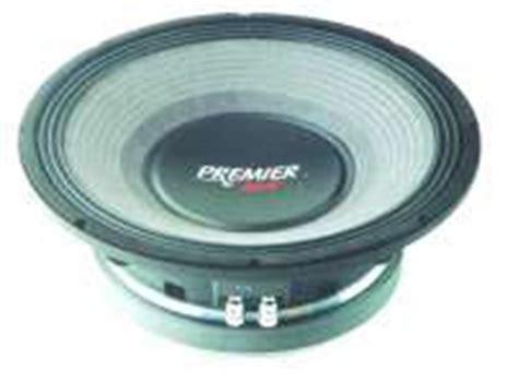 Speaker Acr Premier perbedaan speaker woofer dan subwoofer dan harga satuannya pembelajaran guru elektronik