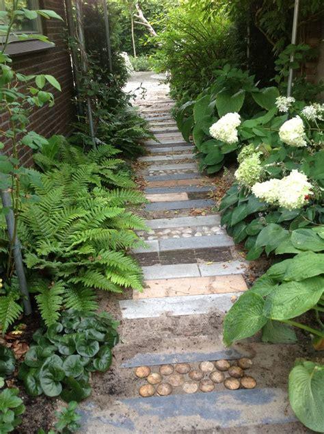 de tuinen barb 25 beste idee 235 n over tuin stapstenen op pinterest