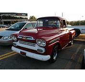 1959 Chevrolet Apache Pictures History Value Research