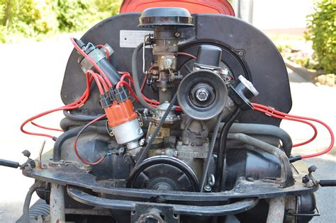 volkswagen engines the venerable vw air cooled engine