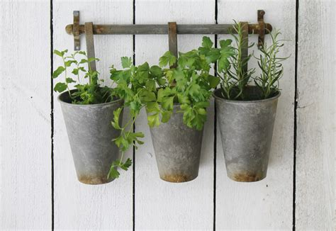 hanging metal planter hanging metal planter home decor planters outdoor pallet and metal planters