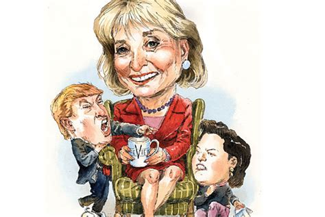 Donald Sends Barbara Rosies by Can Barbara Walters S Career Survive Rosie And Donald S