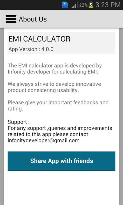 emi calculator house loan sbi emi calculator hdfc sbi icici android apps on google play