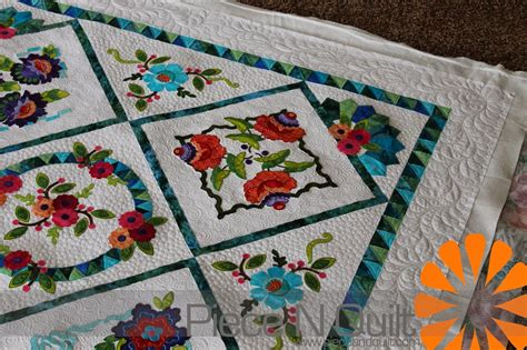 Machine Embroidery Quilt Patterns n quilt may 2014