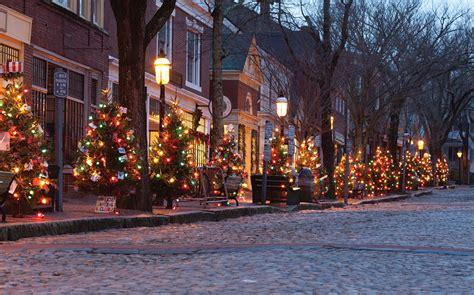 christmas towns full  cheer landings  takeoffs