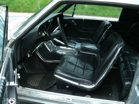 Auto Upholstery Ta by 1966 Ford Thunderbird Upholstery