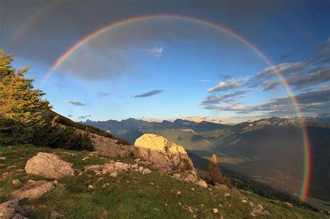 Nat Geo Photo Contest 2016 Winners impressive rainbow over the dolemites of italy 1247 x