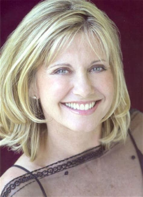 olivia newton john hairstyles pictures 194 best images about hair and beauty on pinterest wispy